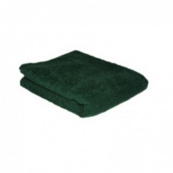 Bottle Green Towels