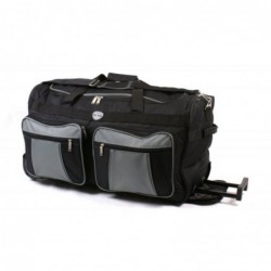 Large Wheeled College Holdall