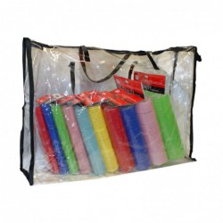 Cling Rollers & Carry Bag