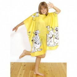 Children's Doggy Gown Yellow