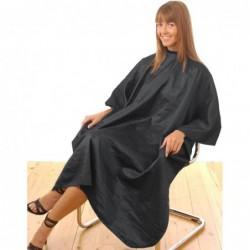 Black Unisex Gown