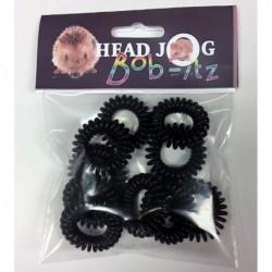 Head Jog Bob-Itz 10pk Black