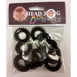 Head Jog Bob-Itz 10pk Brown