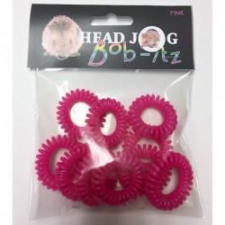 Head Jog Bob-Itz 10pk Pink