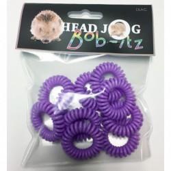 Head Jog Bob-Itz 10pk Lilac