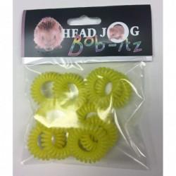 Head Jog Bob-Itz 10pk Yellow