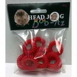 Head Jog Bob-Itz 10pk Red