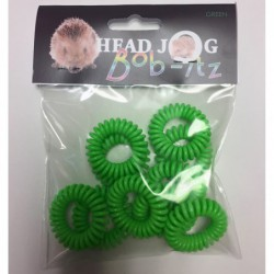 Head Jog Bob-Itz 10pk Green
