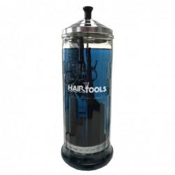 Glass Sterilising Jar - Large