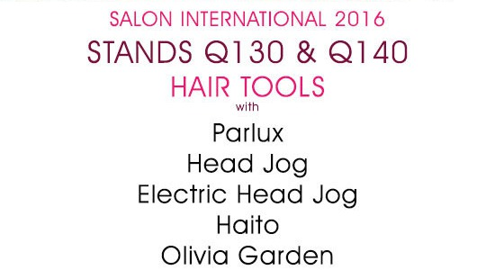 Salon International 2016 - Not Long to Go!